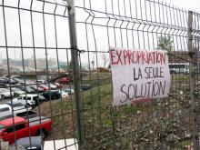 En novembre 2013, le Comité populaire avait mené une action symbolique sur le site de l'ancien patro Saint-Vincent-de-Paul